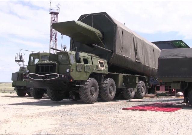 Ruský raketový komplet Avangard
