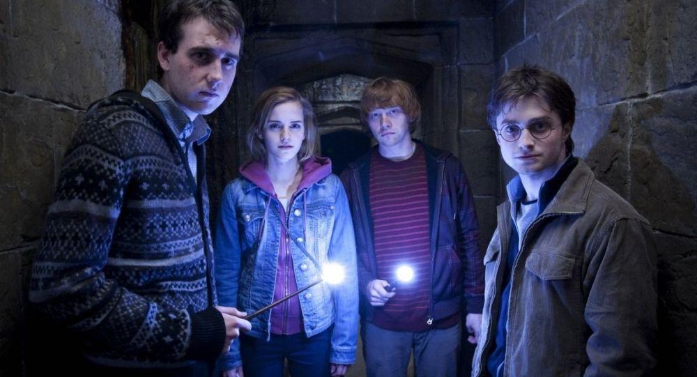 Film Harry Potter a Relikvie smrti