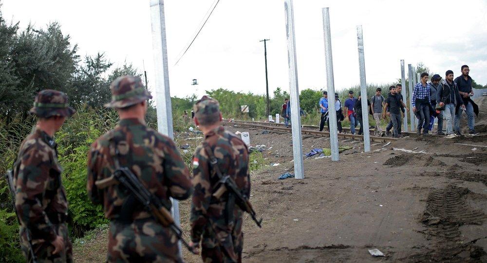 Maďarští vojáci