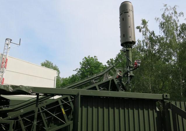 Pasivní radiolokátor Věra