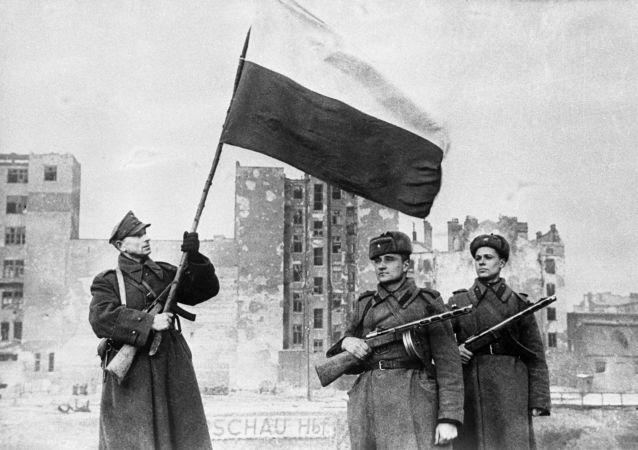 Varšavsko-poznaňská ofenzivní operace jednotek Rudé armády a Polské lidové armády 14. - 17. ledna 1945