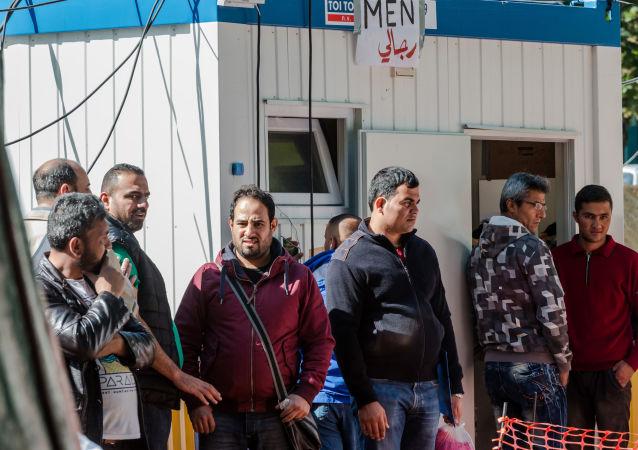 Migranti v Belgii