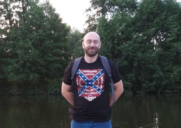 Sociolog Petr Hampl