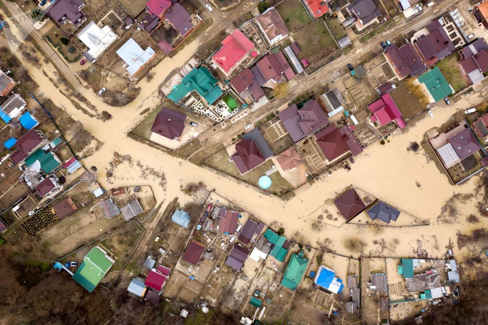 Zaplavená ulice