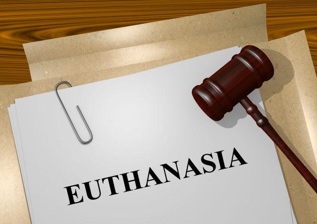 Legalizace eutanazii