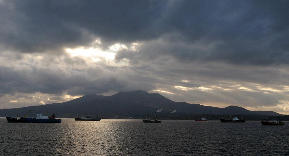 Ostrov Kunašir