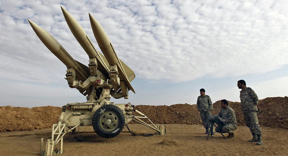 Íránské rakety