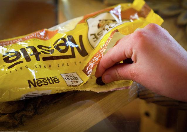 Nestlé. Ilustrační foto