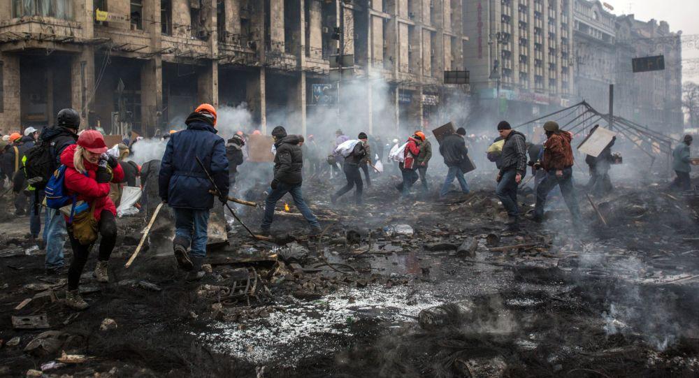 Události na Majdaně