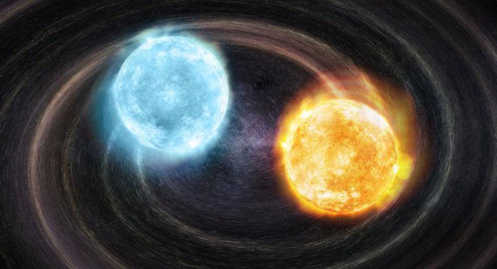 Astronomové odhalili příznaky budoucí vesmírné katastrofy