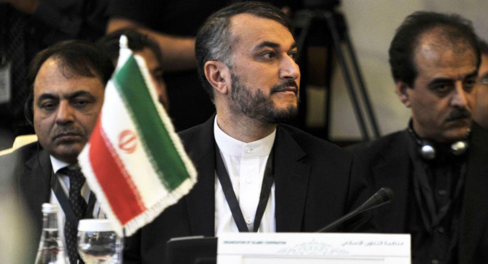 Náměstek šéfa íránské diplomacie Hossein Amir Abdollahian