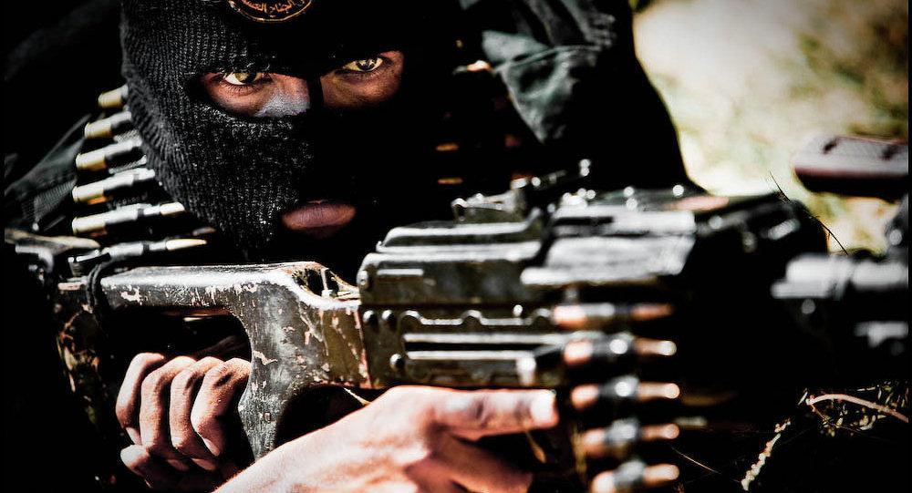 Bojovník ISIL