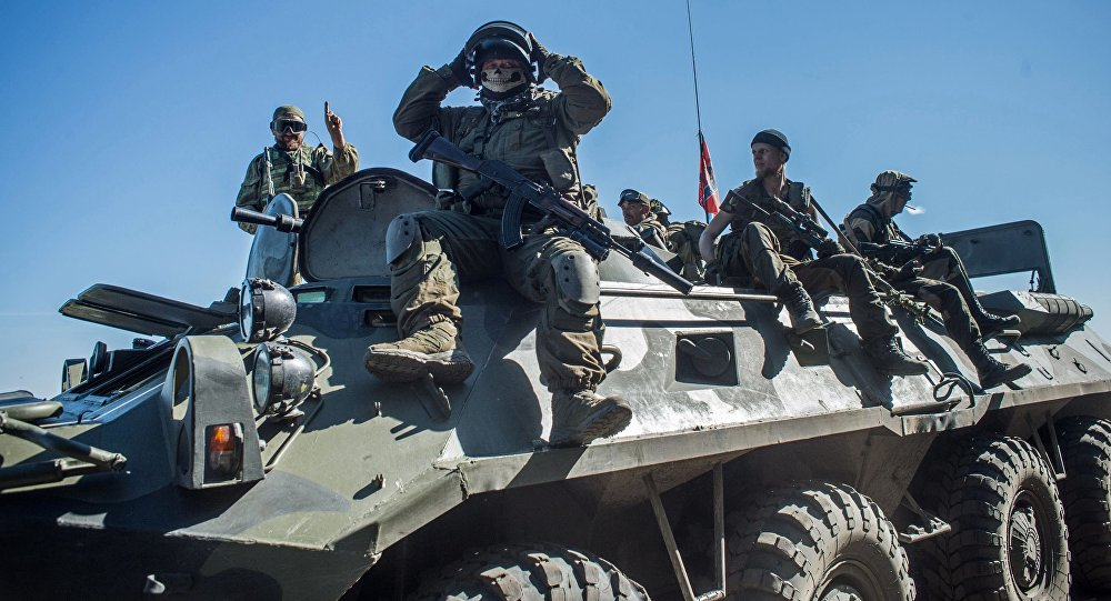 Vojáci DLR