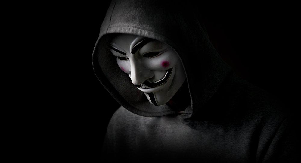 Anonymous. Ilustrační foto