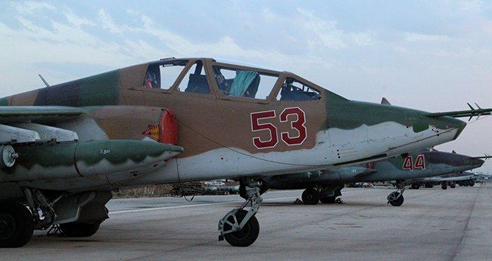 Su-25 (exkluzivní foto ze Sýrie)