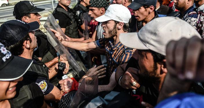 Migranti v Turecku
