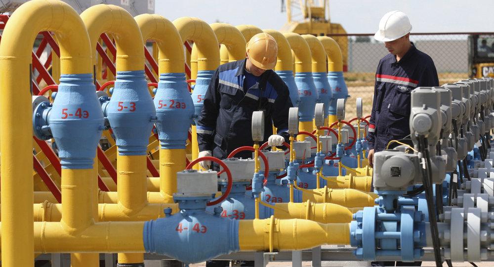 Skladiště plynu, Gazprom