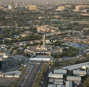 Bagdád. Ilustrační foto