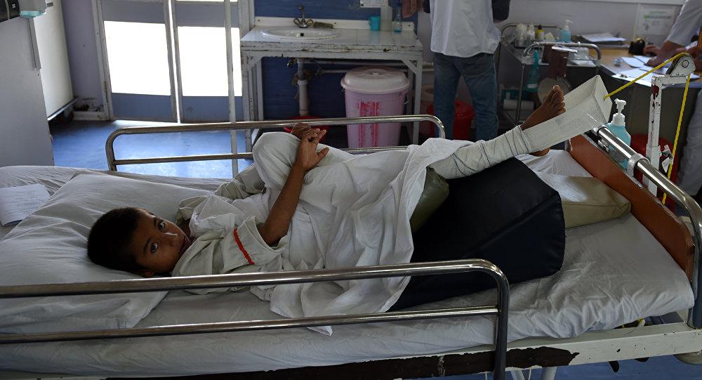 Nemocnice v Kunduzu
