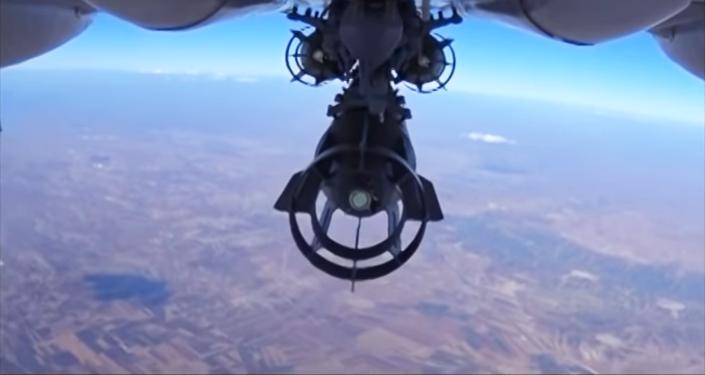 Letecké údery VKS RF v Sýrii