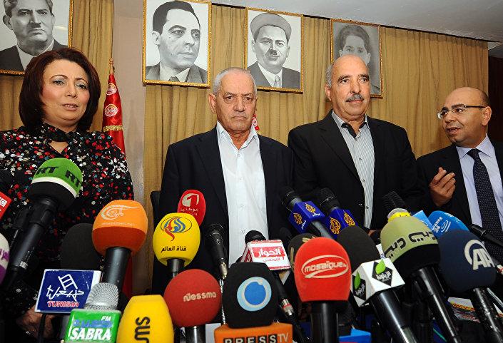 Politická organizace Kvarteto nacionálního dialogu v Tunisku