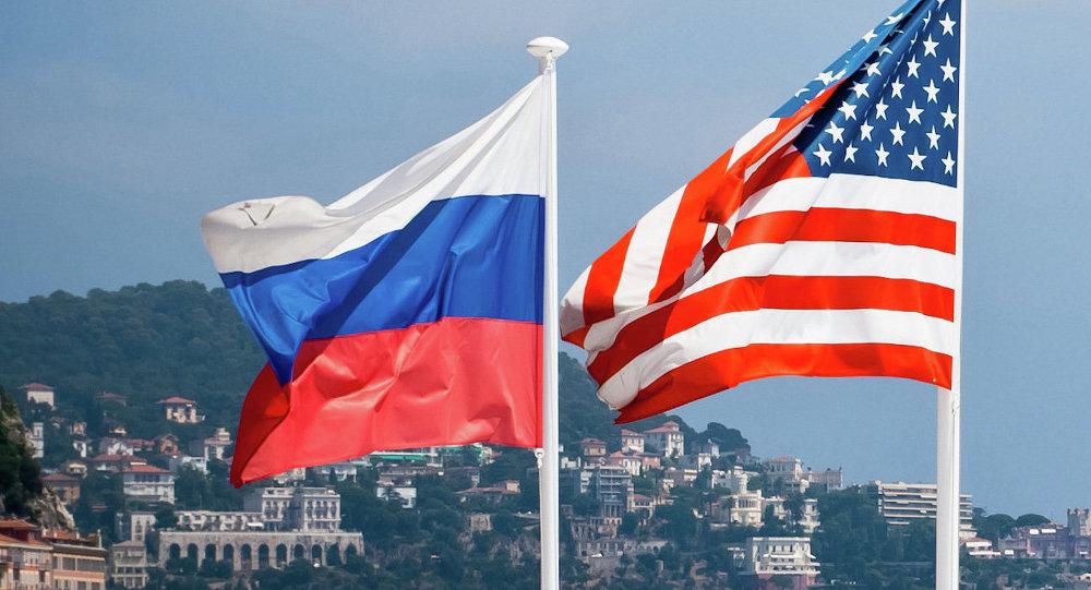 Rusko a USA