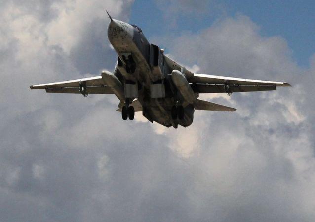 Stíhací bombardér Su-24