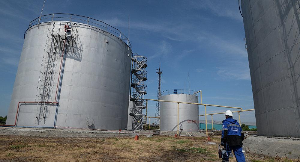Zaměstnanec Gazprom-Neft v Novosibirsku