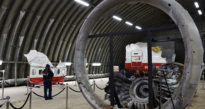 Tisková konference Rady bezpečnosti Nizozemí o MH17