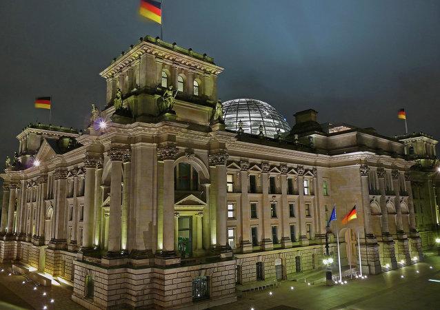 Německý spolkový sněm