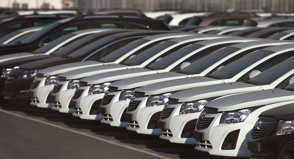 Auta značky Chevrolet