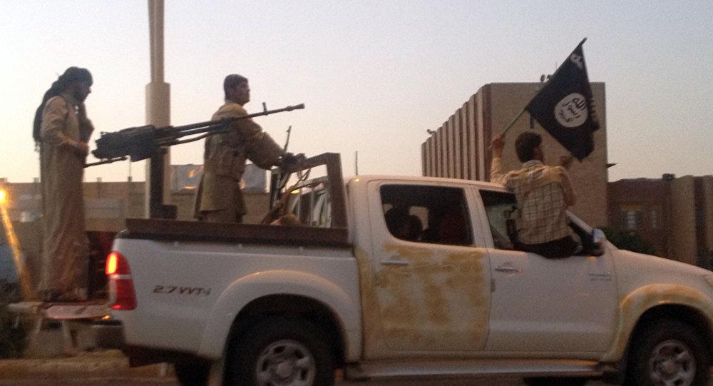 Bojovníci IS v Iráku