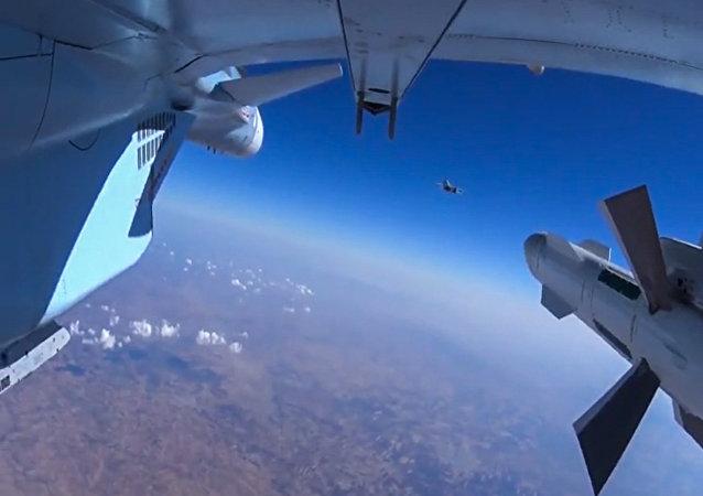Ruske letectvo v Sýrii