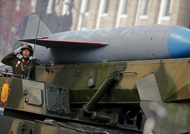 Severokorejský voják