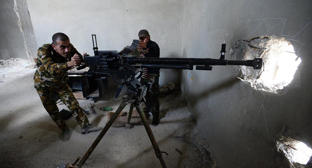 Syrská armáda