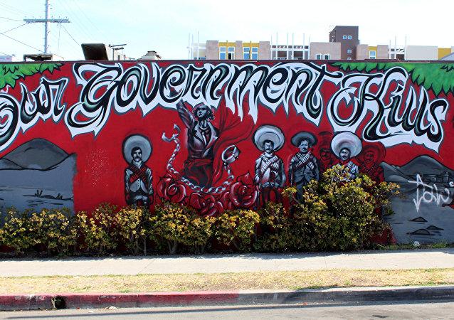 Los Angeles - Westlake: Naše vláda zabíjí
