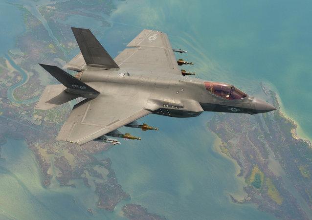 Stíhačka F-35