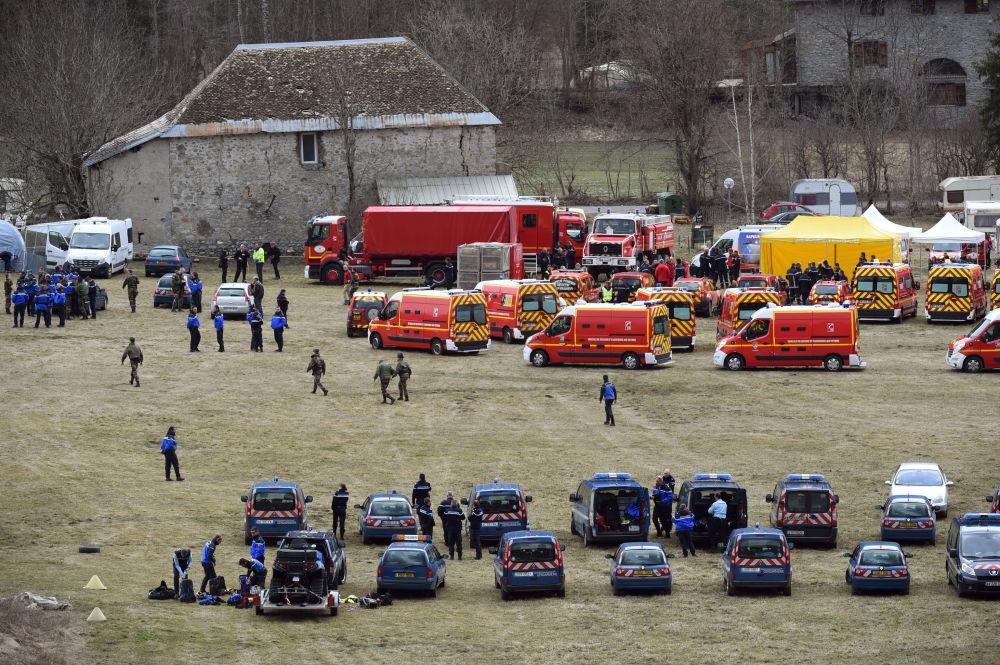 Na místě neštěstí už zasahují záchranáři