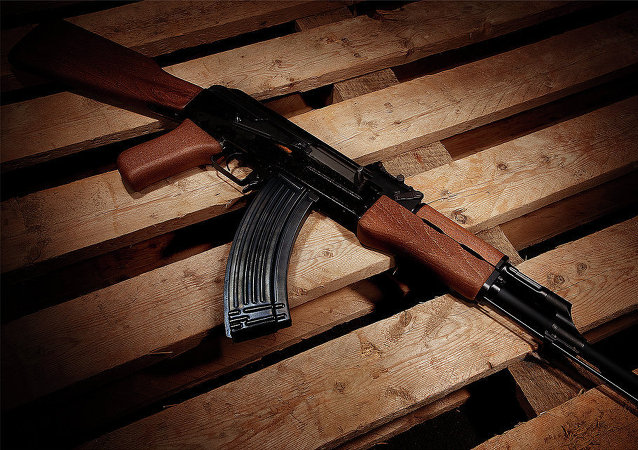 AK-47 Assault Rifle // Avtomat Kalashnikova 1947