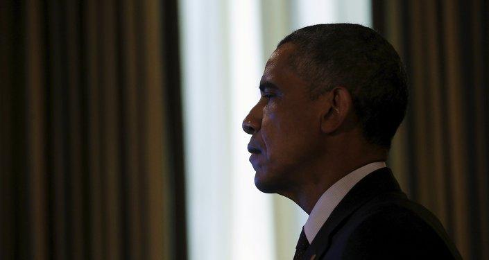 Prezident USA Barack Obama