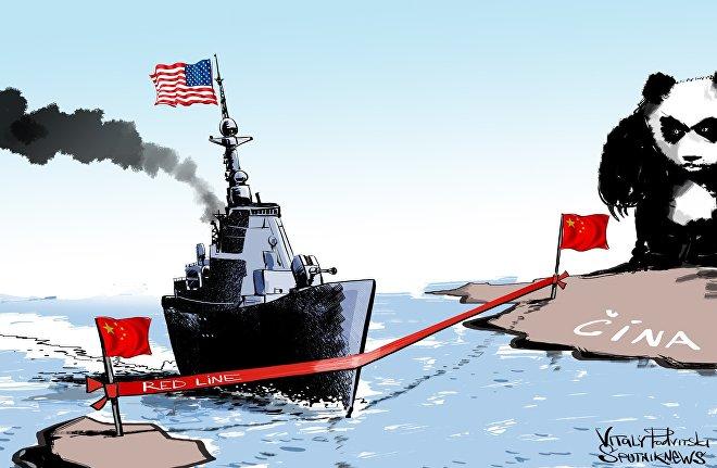 """USA překročily """"červenou linii"""""""