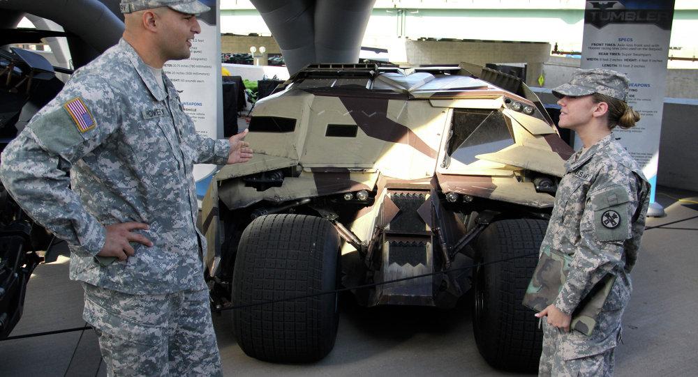 Americká armáda je závislá na dodávkách komponentů z Číny