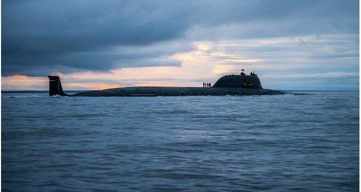 Víceúčelová atomová ponorka 4. generace Severodvinsk