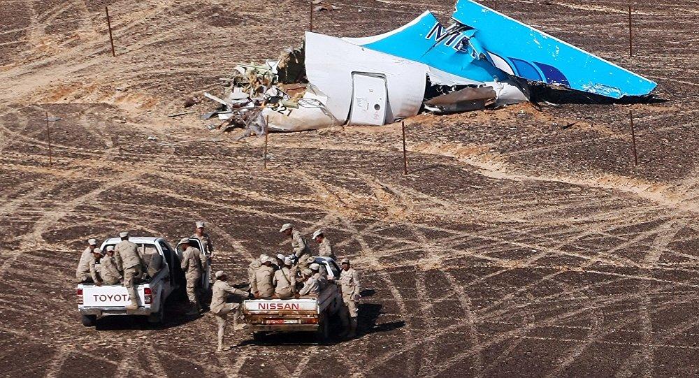 Ruské letadlo společnosti Kogalymavia, havarované na Sinajském poloostrově, mělo poruchu na ocasové části za letu v roce 2001