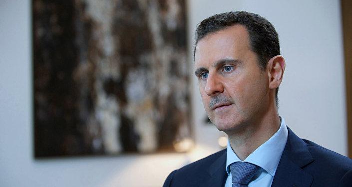 Prezidenta Sýrie Bašár Asad