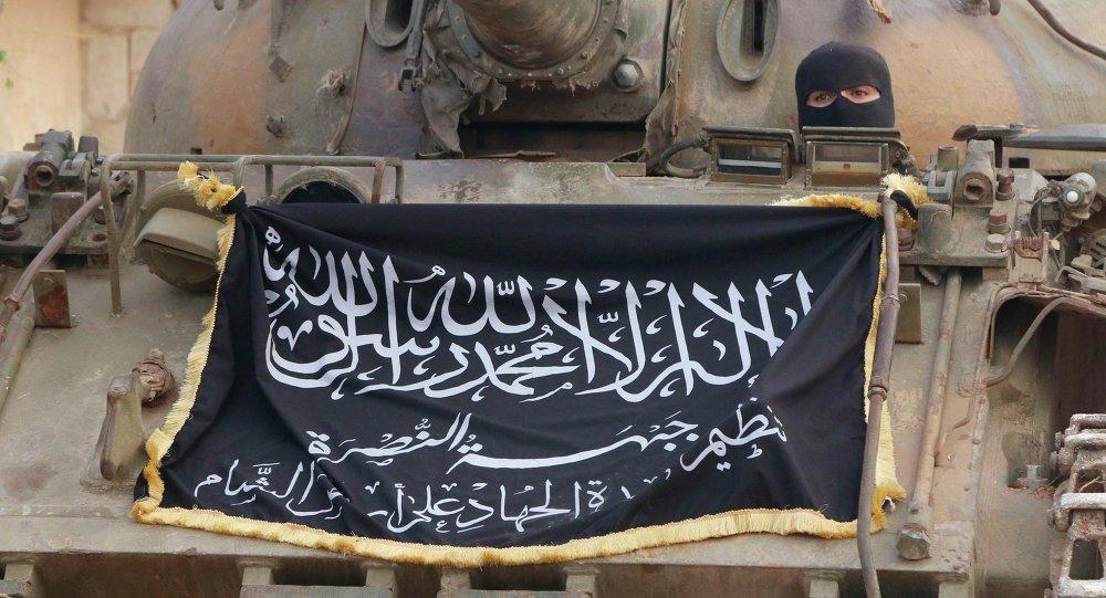 Příslušník Fronty an-Nusrá