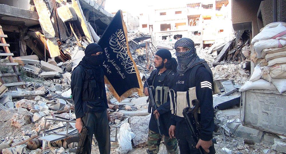 Bojovníci Fronty an-Nusrá