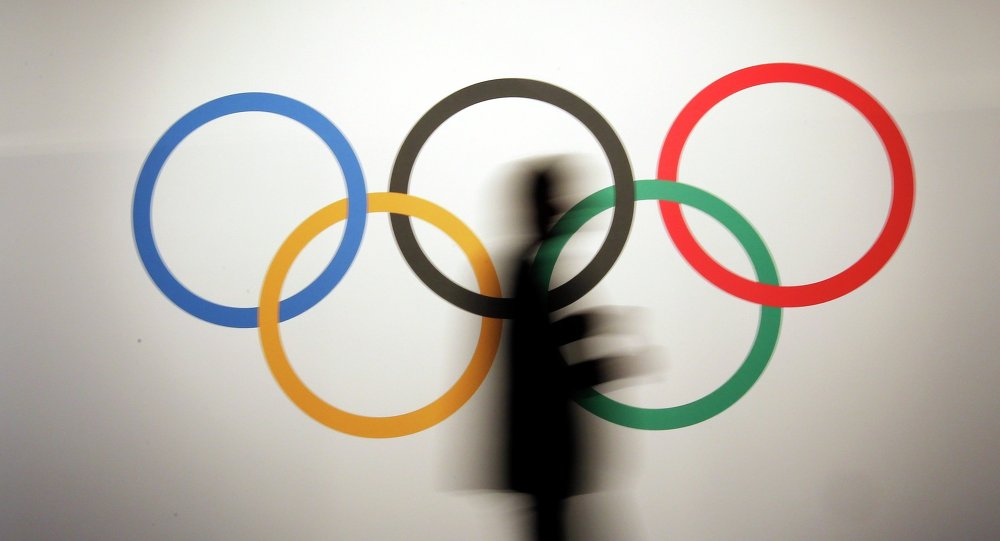 Olympijská vlajka