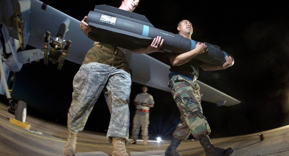Americká střela AGM-114  Hellfire