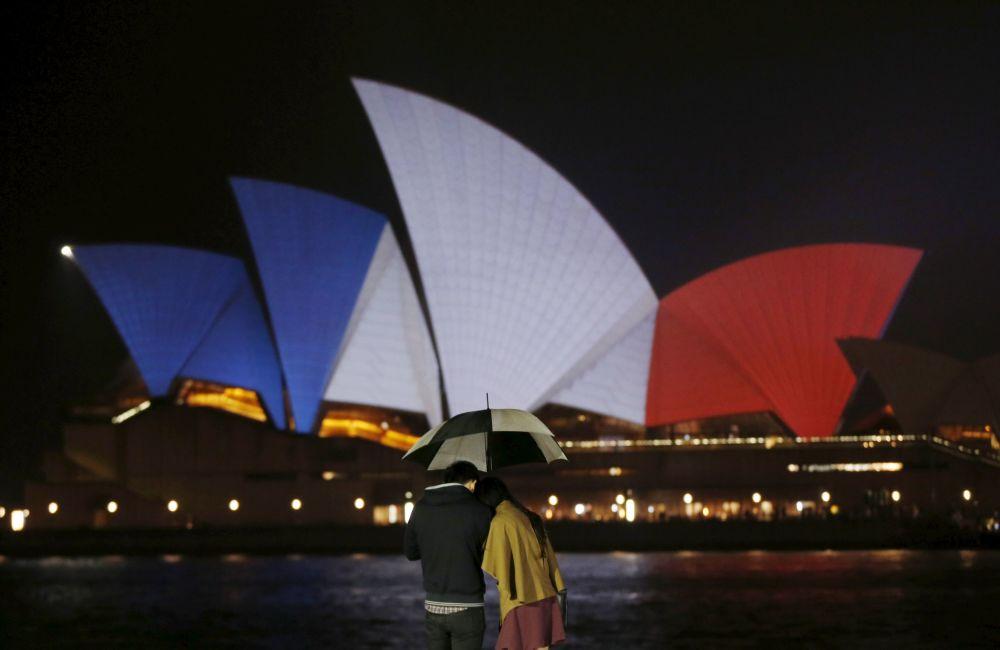Opera v Sydney